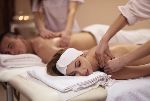 Ny eden spa couples massage