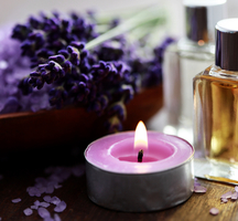 Ny eden spa nyc candles oils
