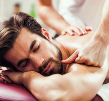 Ny eden spa man massage relax