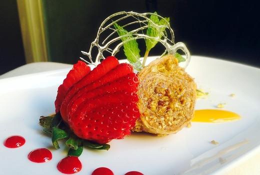 Thalassa baklava dessert
