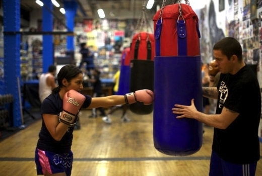 Chruch street boxing lady2