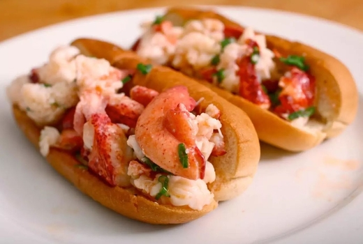 Seven seeds lobster rolls
