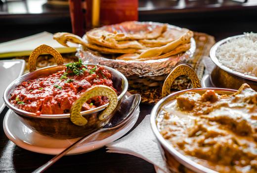 Benares indian food eats delish