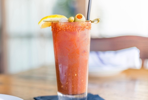 Parish new orleans bloody mary drink