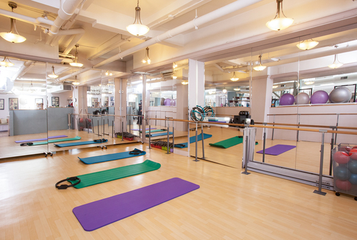Pilates on fifth mat room wow