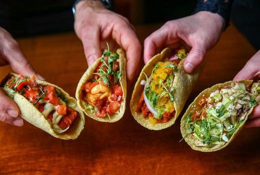 New york cocktail festival tacos eats