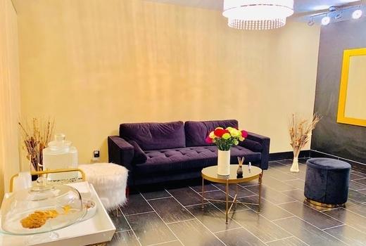 New york lash spa inside purple