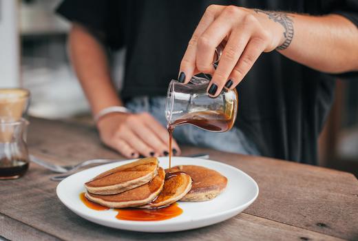 Stella artois sidebar pancakes drip wow