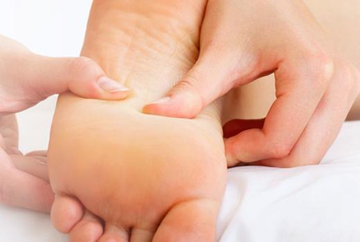 Organics feet