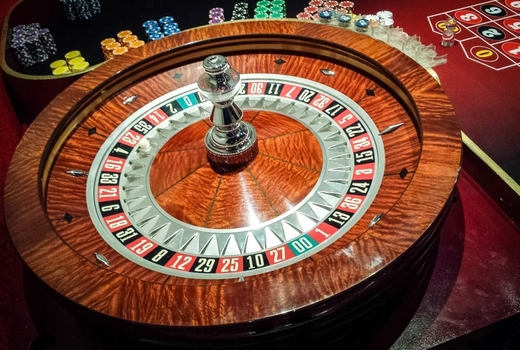 Big deal casino speakeasy party roulette