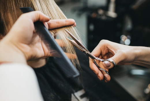 Wayward hairdresser cut trim cool