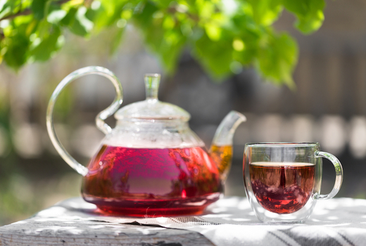 Wayward hairdresser garden tea cute