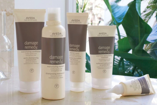 Wayward hairdresser aveda products luxury
