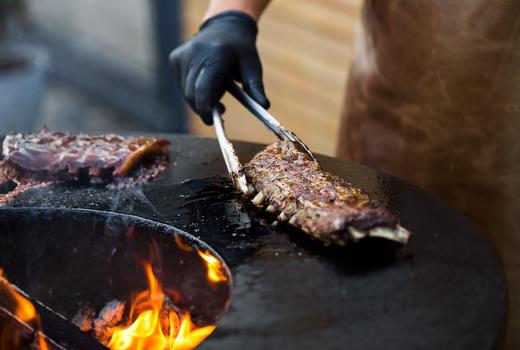 Pig island 2019 fire grill love
