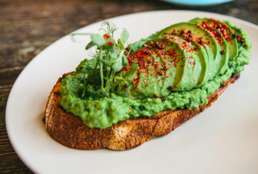 Wicked willys avocado toast