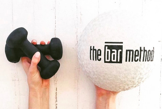 Bar method noho ball weights
