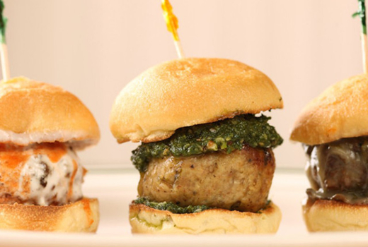 Taste williamsburg greenpoint sliders meat love
