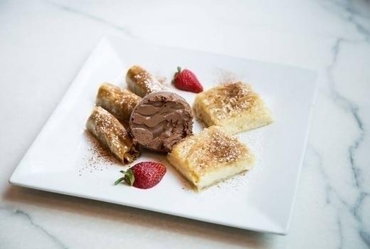 Mykonos dessert