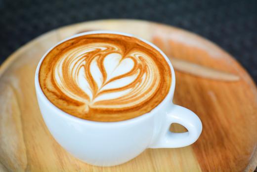 Alices tea cup cappuccino