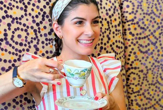 Alices tea cup cute love happy