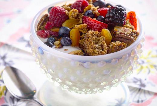 Alices tea cup granola