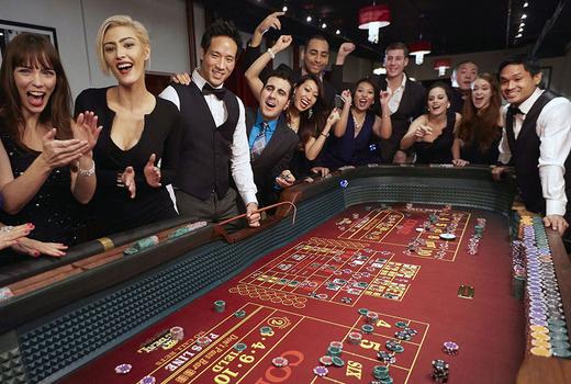 Big deal casino speakeasy party craps cheers love