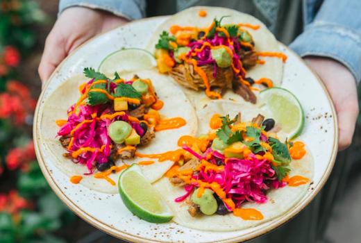 Taste of gramercy 2019 tacos