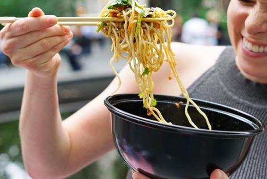 Taste of gramercy 2019 noodles