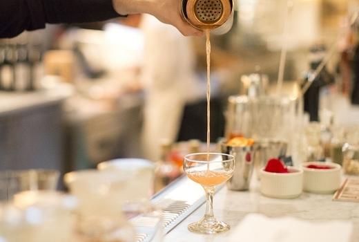 Eataly manzo cocktail pour