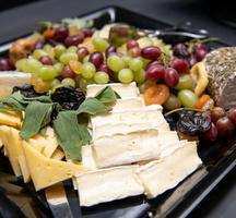Nyc autumn wine food spread love