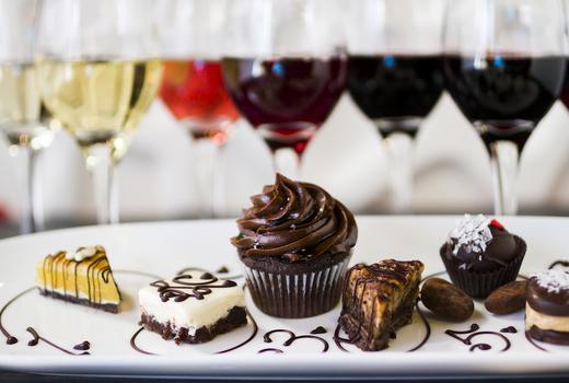 Nyc autumn wine food fest sweet treats