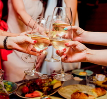 Amc gala wine cheers