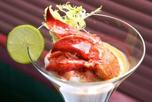 Amc gala lobster salad