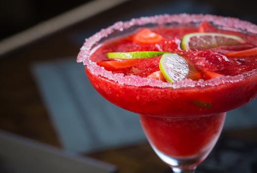 Autumn tippler watermelon marg