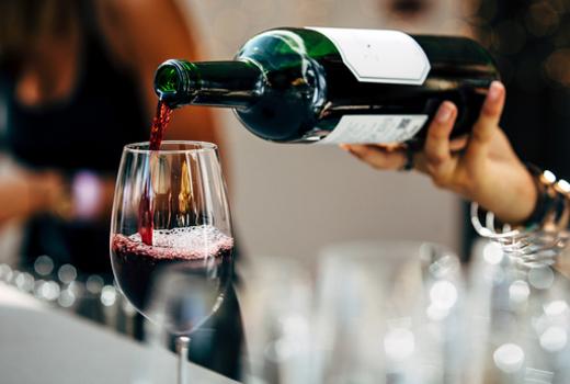 Ny wine fest red tasting