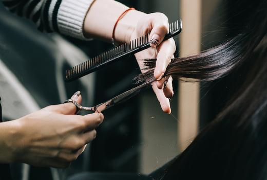 Salon wave nyc haircut trim