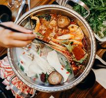 99 favor taste hot pot dunk yum