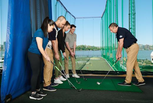 Chelsea piers golf class