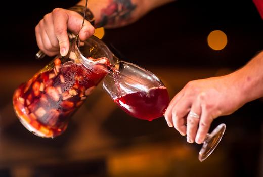 Cantina royal sangria red wine