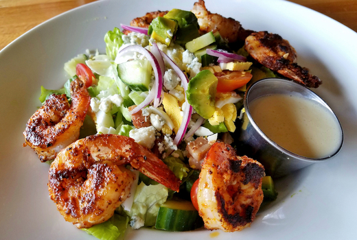 Madison vine shrimp cobb