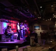 Hill country bbq live music