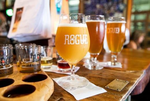 Nyc craft beer fest rogue brews