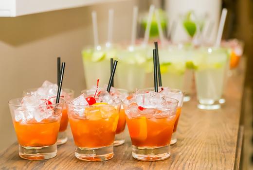 Kimoto halloween drinks lineup straws
