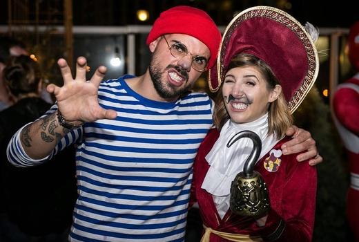 Kimoto halloween pirates arg