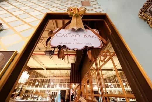 Mariebelle cacao bar
