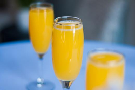 Yefsi those mimosas