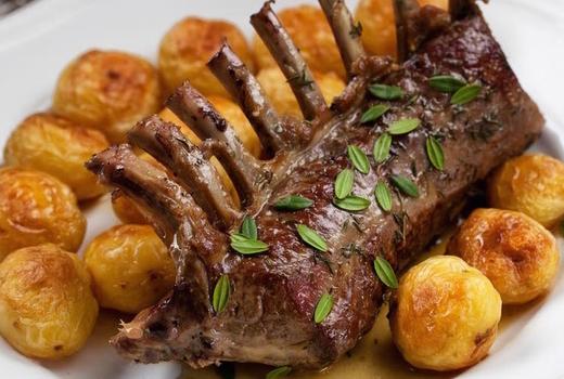 Yefsi lamb chops