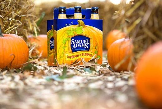 Beer tippler pumpkin ale