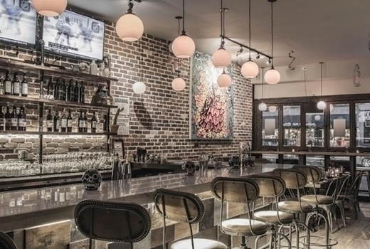 Villa cemita brunch bar