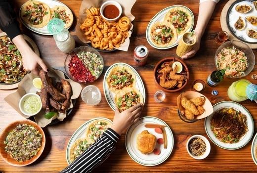 Panorama mezcal 2019 food al pastor yum